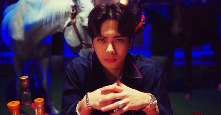 """Watch: GOT7's Jackson Is Full Of Swag In MV For Solo Track """"Papillon"""""""