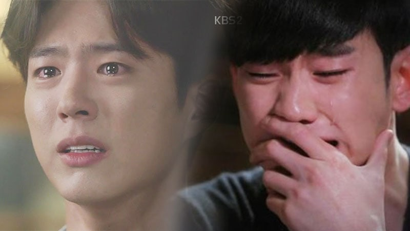 K-Drama Actors Who Always Move Us With Their Beautiful Tears