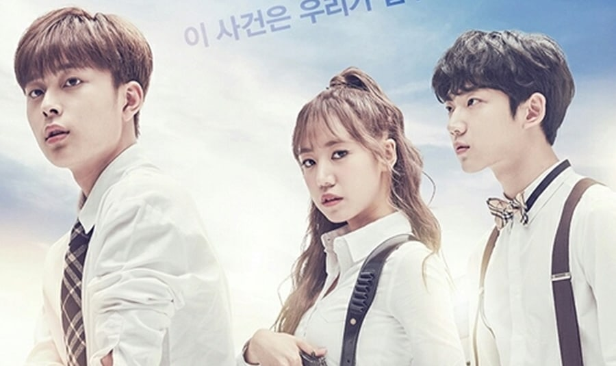 Apink's Namjoo, Yoo Seon Ho, And Ahn Hyeong Seop Are On The Case In New Web Drama Posters