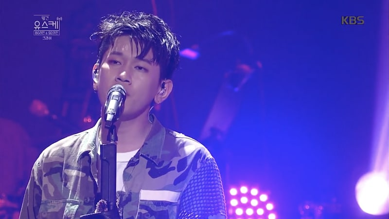 """Watch: Crush Performs """"Goblin"""" OST """"Beautiful"""" For The First"""