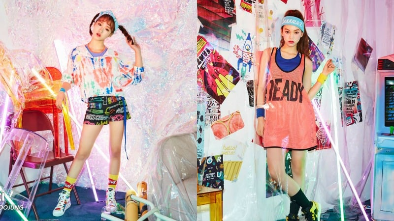 Weki Meki's Choi Yoojung and Kim Doyeon Talk About Hopes For Their Second Debut