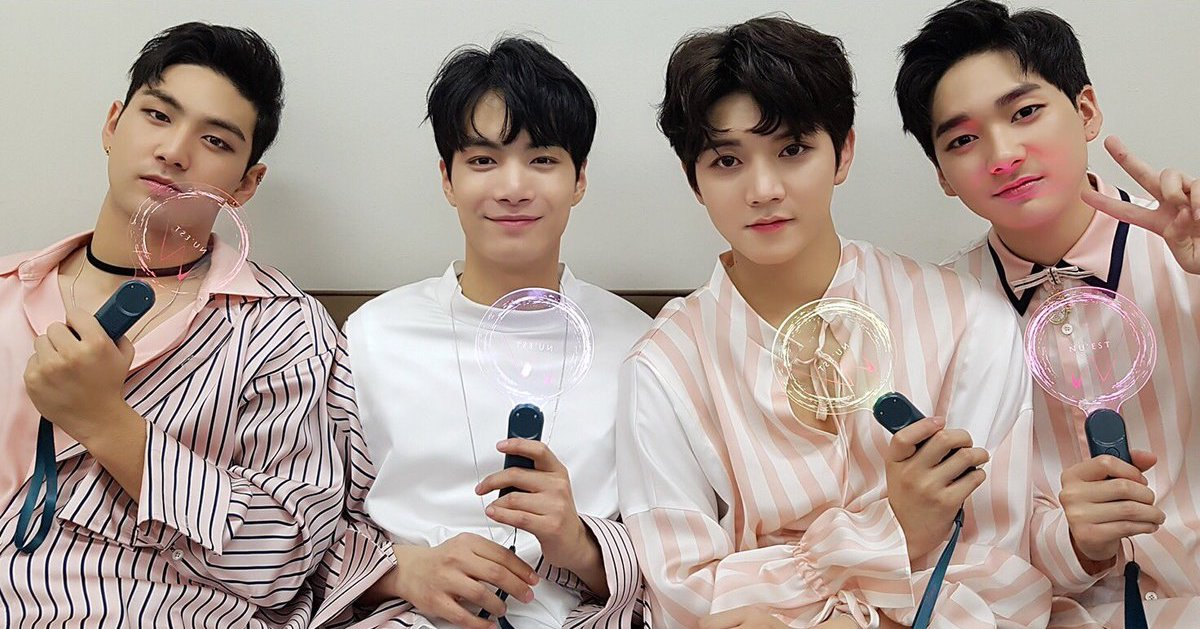 NUEST W Has Emotional Weekend With Fans At 1st Fan Meeting With Promises To Return Soon