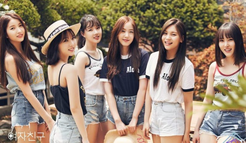GFRIEND To Return With Repackaged Album Next Month