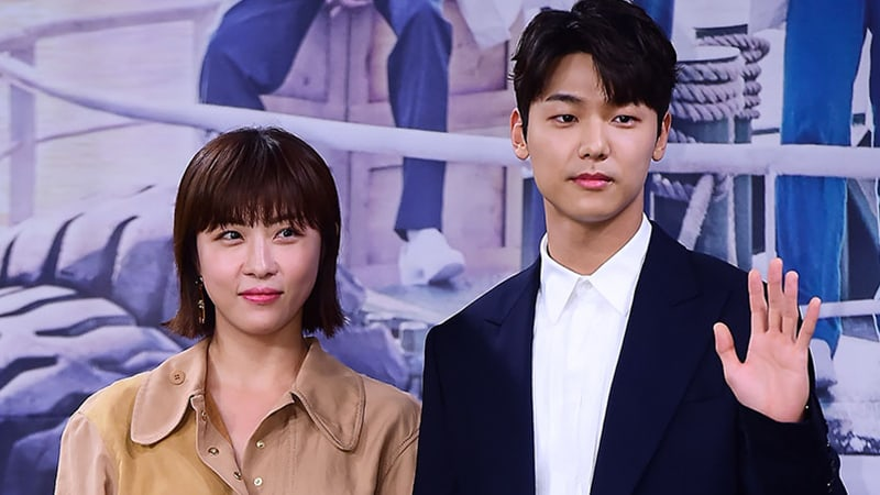 Ha Ji Won On Working With CNBLUE's Kang Min Hyuk And Their 13-Year Age Gap
