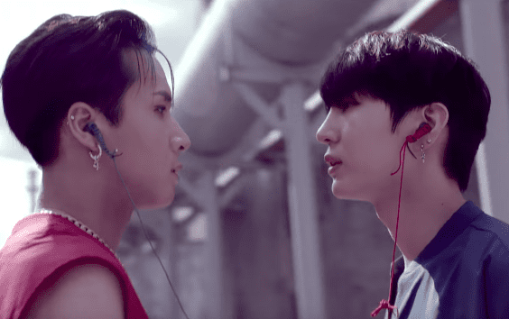 "Watch: VIXX LR Drops Aesthetically Cool MV For ""Whisper"""