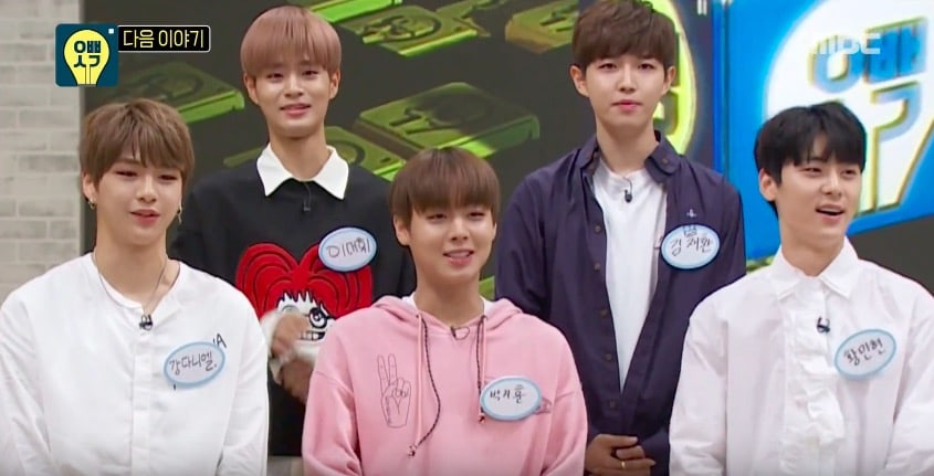 """Wanna One Are The Ultimate Dorks In Preview For """"Oppa Thinking"""""""