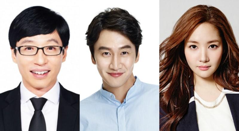 Yoo In Suk Update: Yoo Jae Suk, Lee Kwang Soo, And Park Min Young In Talks