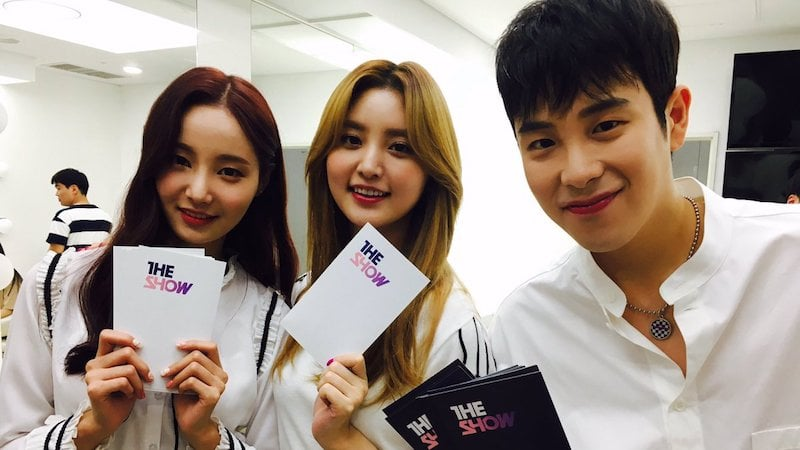 "Block B's P.O, EXID's Junghwa, And MOMOLAND's Yeonwoo To Leave ""The Show"" MC Positions"