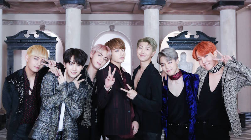 BTS Hits 8 Million Followers On Twitter With Rapid Speed