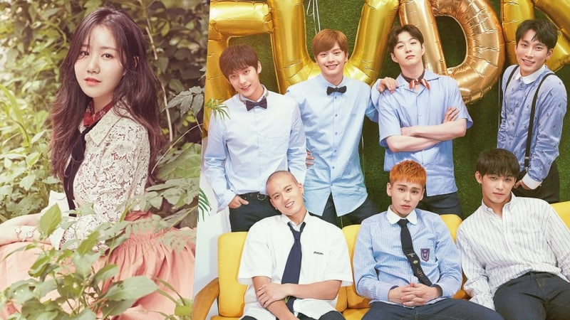 Actress Jin Ji Hee Shares Why BTOB Is Her Favorite Male Idol Group