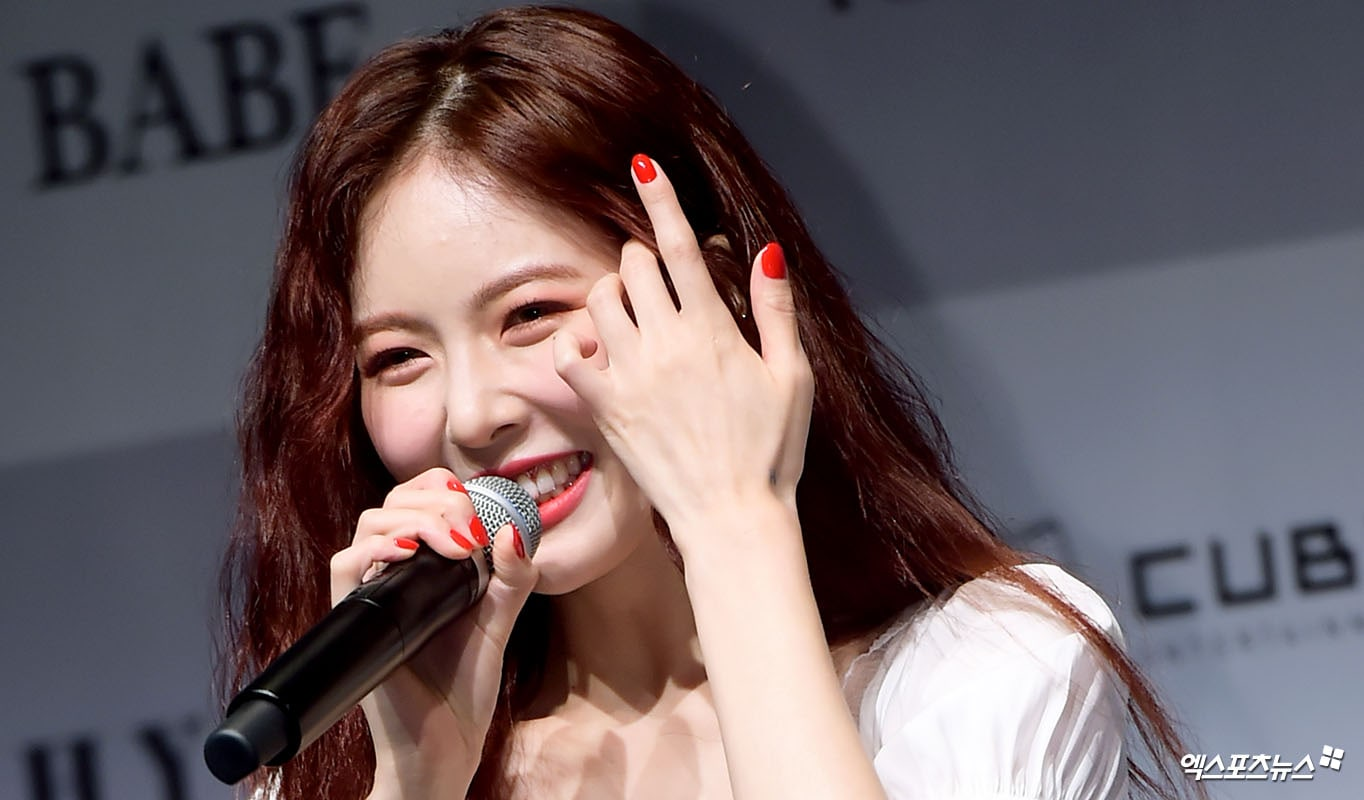 HyunA Shares Which Artist She Looks Up To + Reveals Meaning Behind Album Title Following