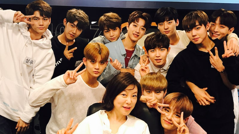 """Wanna One Explains Who They Would Have Voted For On """"Produce 101 Season 2"""""""