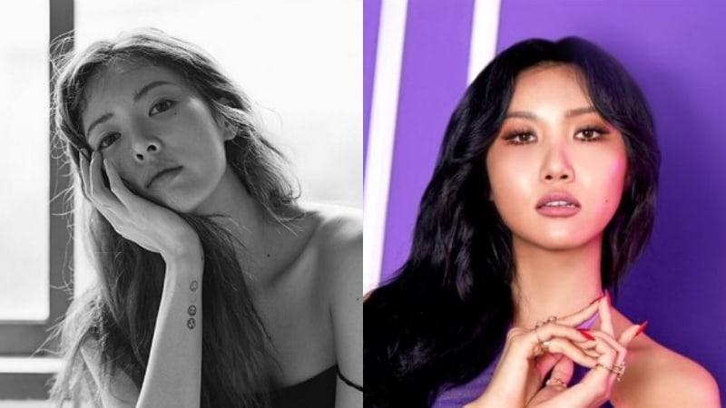 "HyunA Shares How MAMAMOO's Hwasa Reacted To Her New Song ""Babe"""