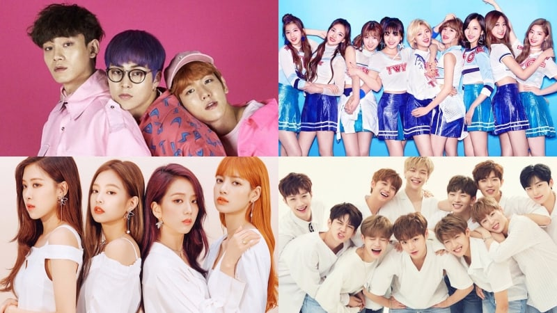2017 Korea Music Festival Reveals Star-Studded Lineup