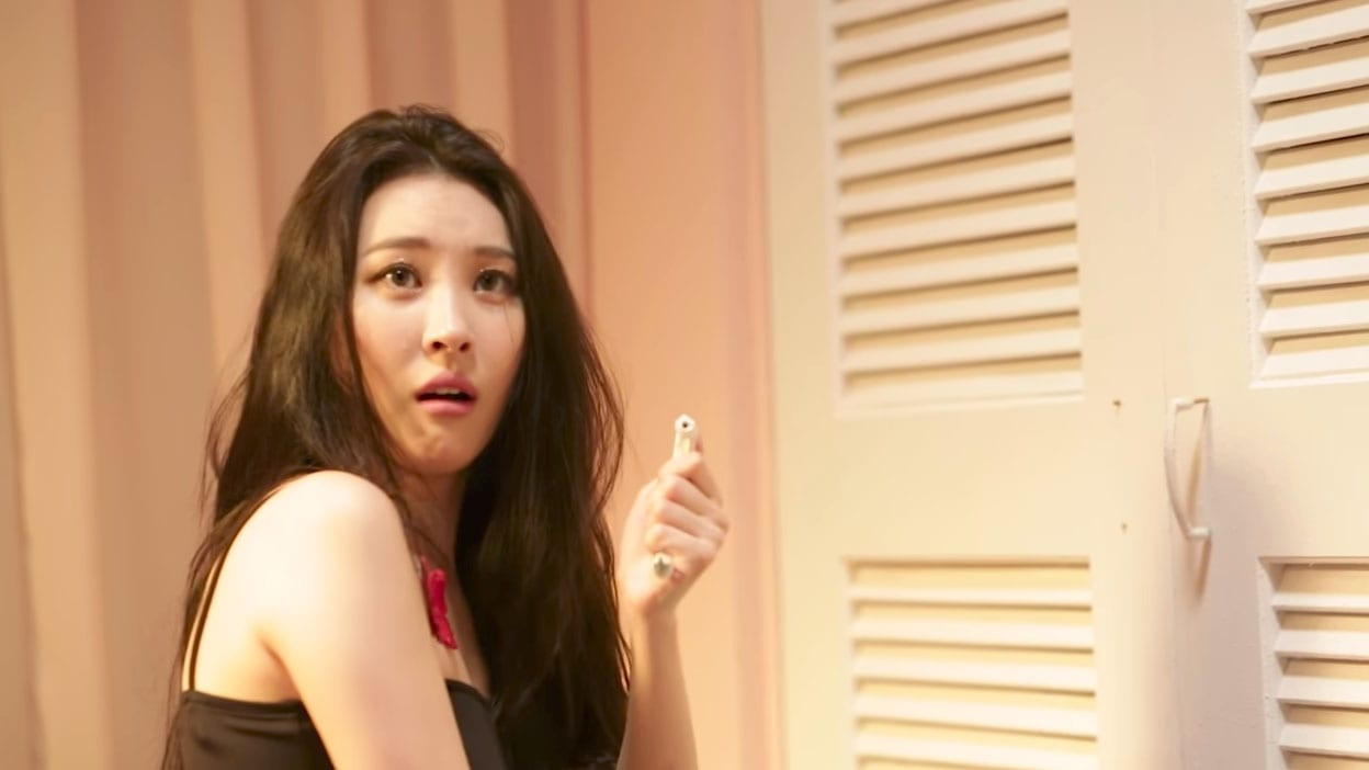 Watch: Sunmi Is Dorky And Lovable In Behind-The-Scenes Video For Gashina MV
