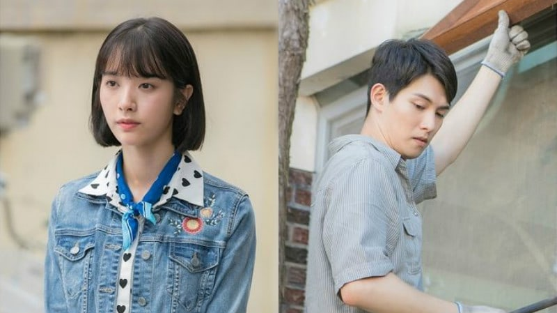 Cosmic Girlss Bona And CNBLUEs Lee Jong Hyun Bring Back The 70s In Stills From Lingerie Girls Generation