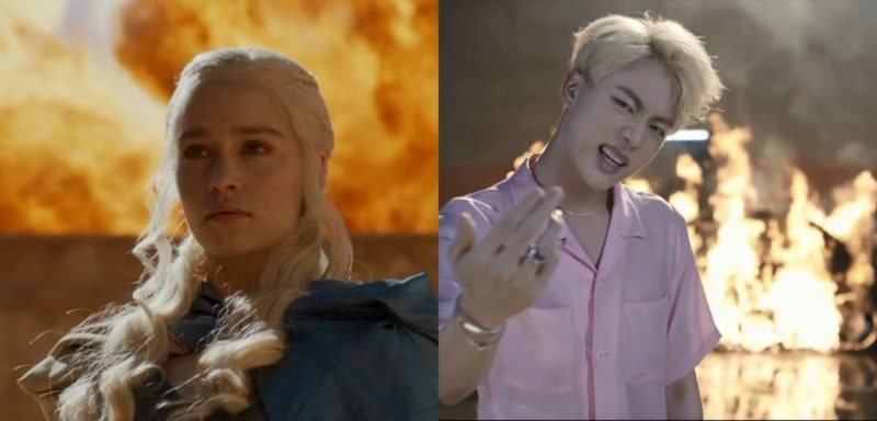 """If """"Game Of Thrones"""" Characters Had K-Pop Theme Songs"""