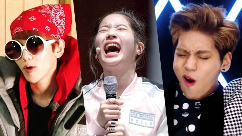 12 Times Our Beloved K-Pop Idols Were A Lil Extra