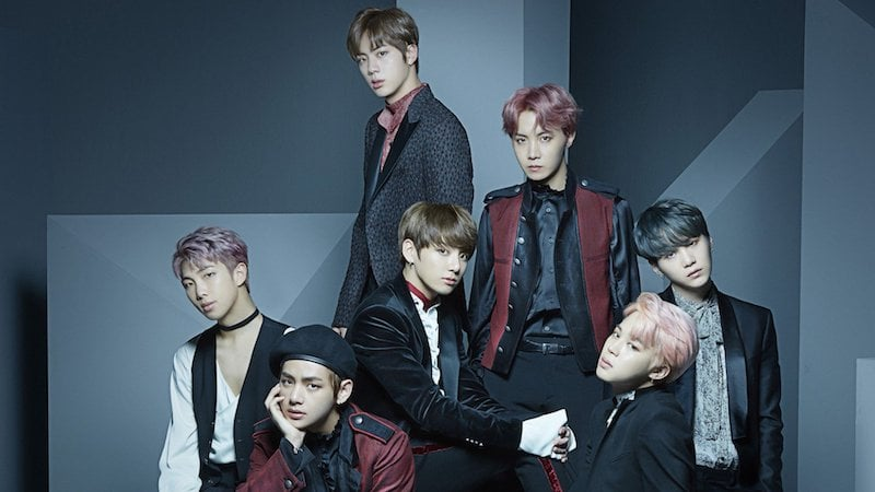 BTS Tops Oricon Daily DVD Chart In Japan