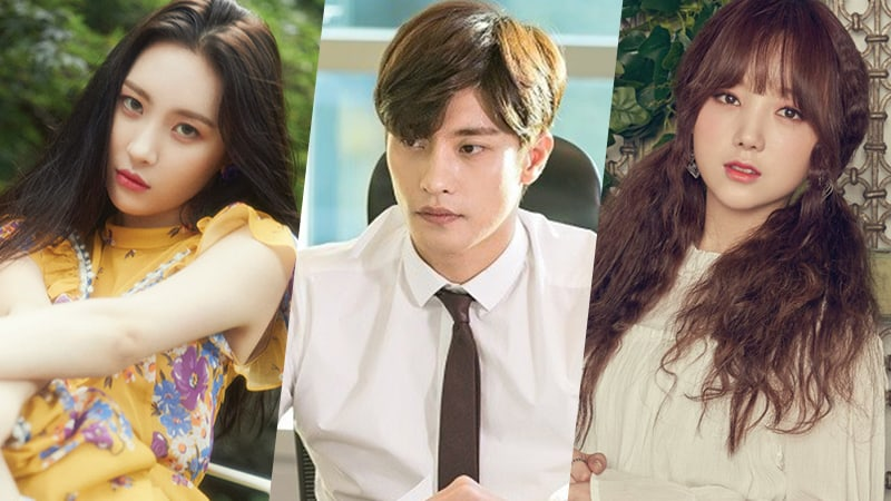"Sunmi, Sung Hoon, Lovelyz's Kei, And More Confirmed For ""Running Man"""