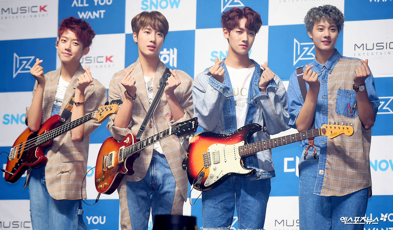 New Band IZ Wants To Overcome Idol Band Stereotypes
