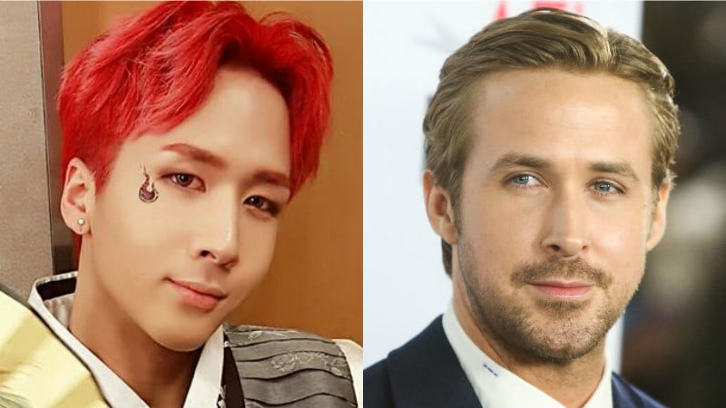 VIXXs Ravi Looks Like Ryan Gosling, According To Shinhwas Kim Dong Wan
