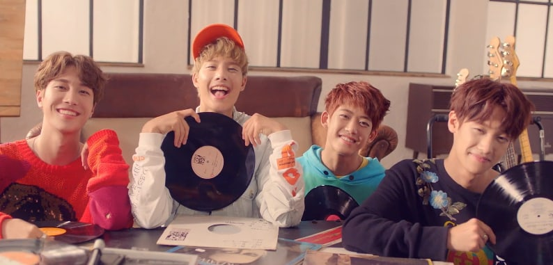 "Watch: New Boy Band IZ Gives ""All You Want"" In Debut MV"