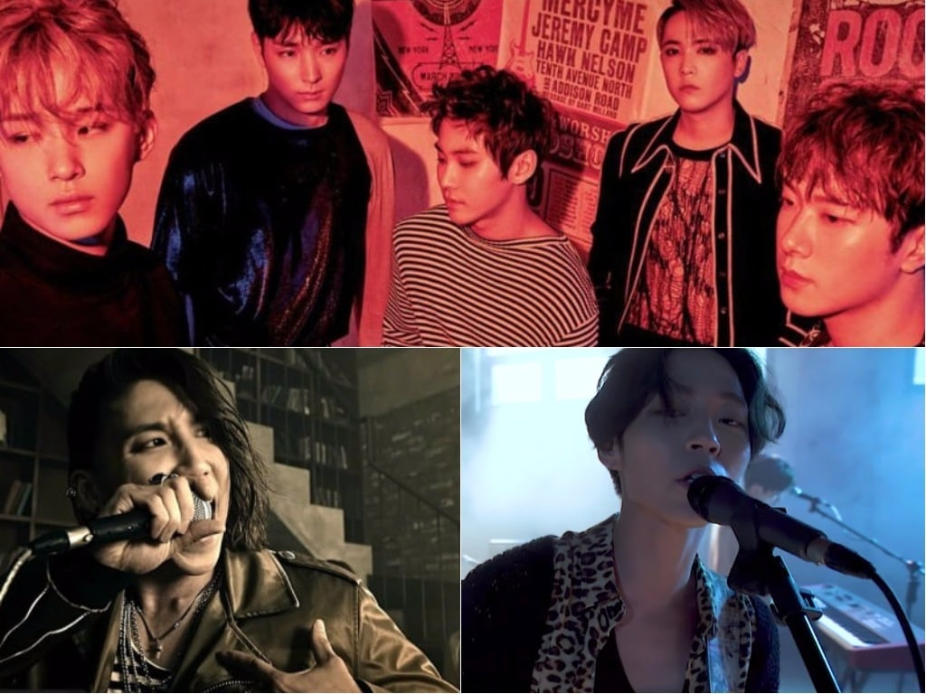 11 Korean Rock Artists Everyone Needs To Hear