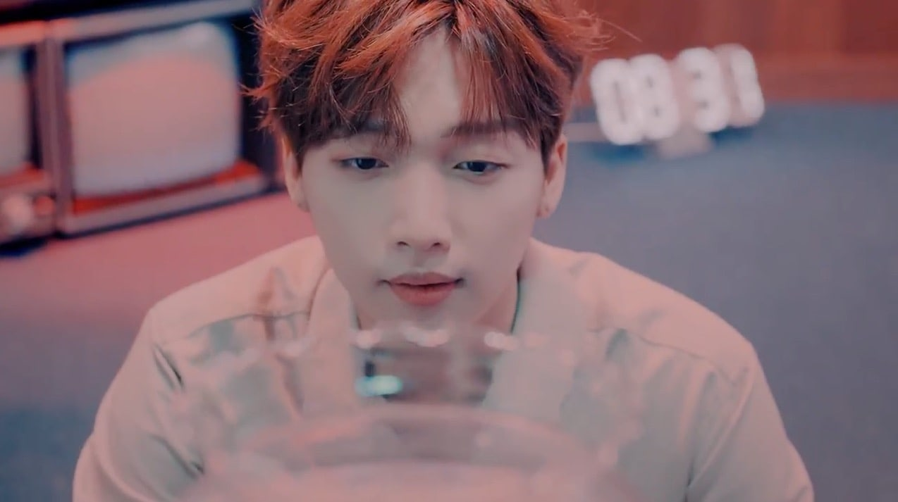 """Jeong Sewoon Tops Charts With Debut Track """"JUST U"""""""