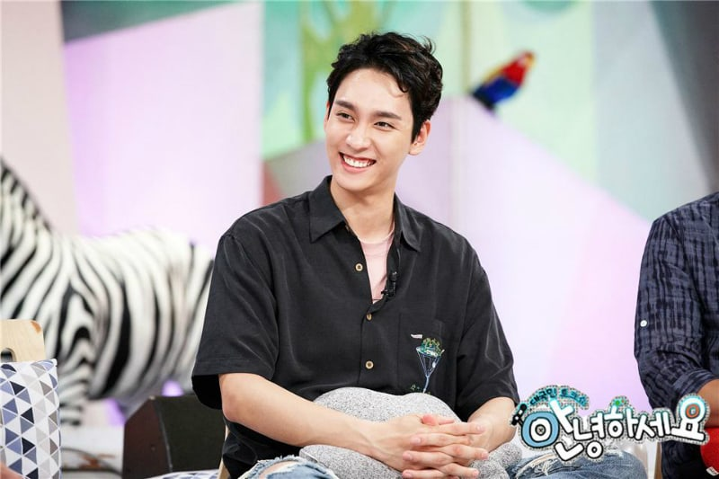 "Choi Tae Joon Talks About Leaving ""Hello Counselor"""