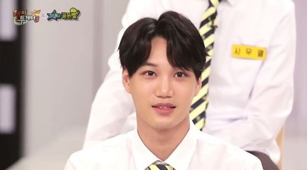 EXO's Kai Shares A Scary Story About Riding In An Elevator With Broken Cables