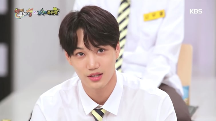 EXO's Kai Talks About Debut Times When Members Fought Over Food