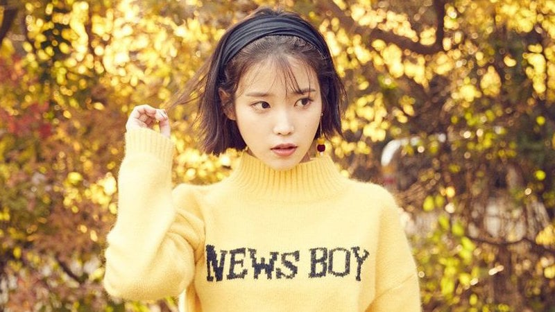IU Confirmed To Make Comeback This Month