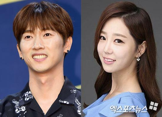 H.O.T's Jang Woo Hyuk Denies News Anchor Kim Ga Young Dating Rumors