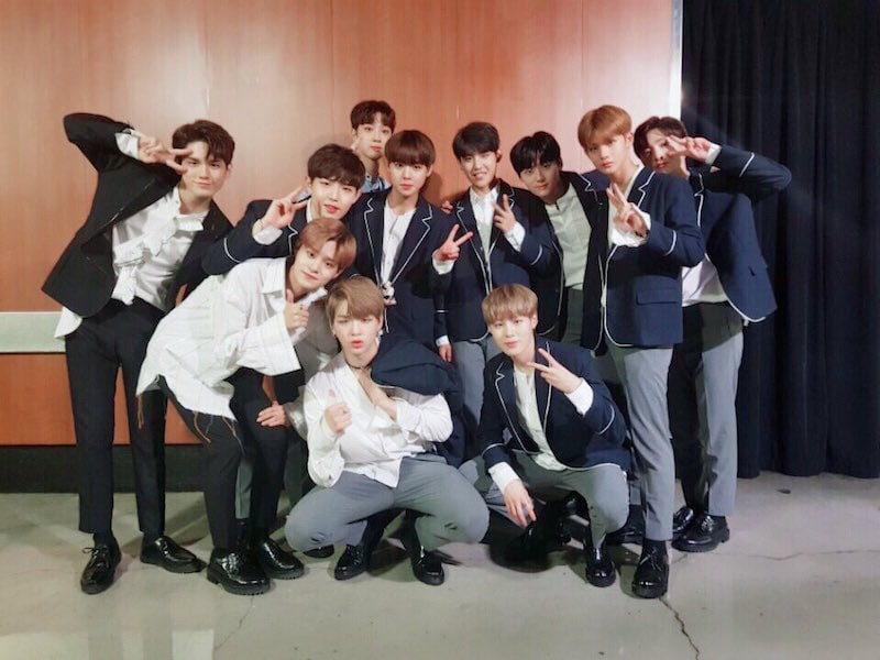 Wanna One Officially Wraps Up Debut Promotions + To Take Short Break