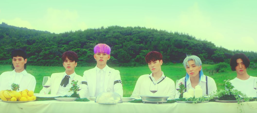 "Update: B.A.P Drops Another Beautiful Trailer For ""Honeymoon"""