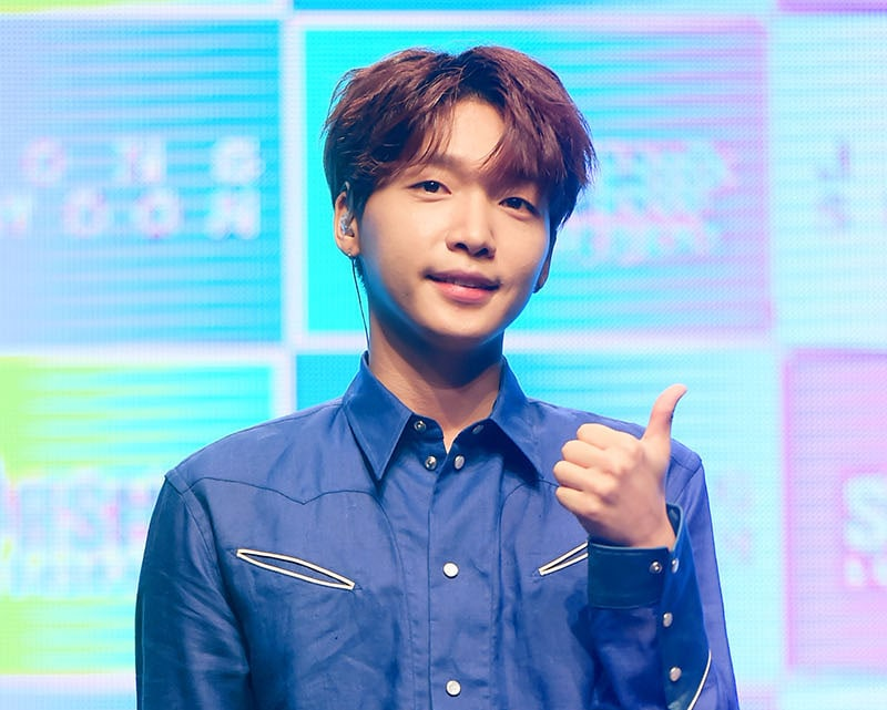 Jeong Sewoon Comments On His Debut Track Topping Charts