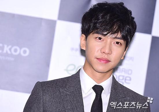 Lee Seung Gi's Agency Denies Rumors Of Having Identical Twin Sister