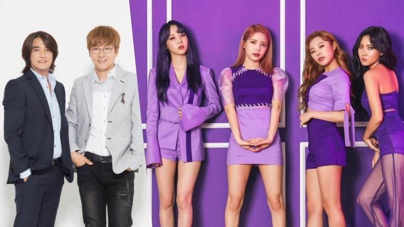 Yurisangja Explains Why They Asked MAMAMOO To Feature On Their 20th Anniversary Album