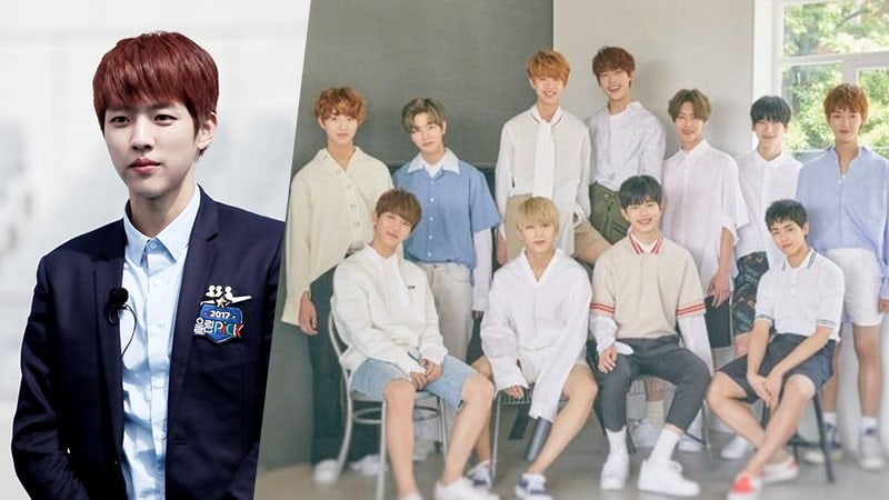INFINITE's Sungyeol Spotted Supporting Golden Child At Debut Stage
