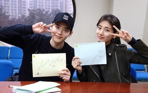 Full Cast Of While You Were Sleeping Revealed Through Photos From 1st Table Script Reading