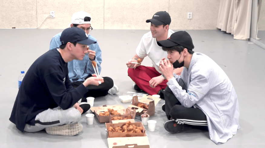 Update: NU'EST W Works Hard(?) During Practice In 2nd Teaser For Mystery Project