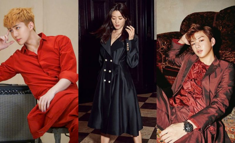 10 Fall Fashion Trends From Korean Idols To Inspire Your Wardrobe This Season