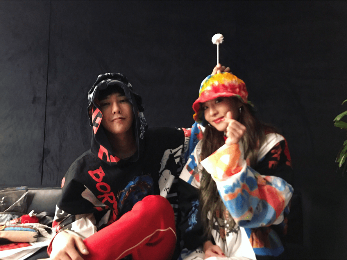 Sandara Park Thanks G-Dragon After Performing Together In Manila