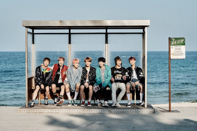 BTS To Hold First Dome Concert In Japan