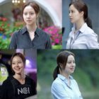"""Moon Chae Won Shows Her Ability To Snap In And Out Of Her """"Criminal Minds"""" Character In An Instant"""