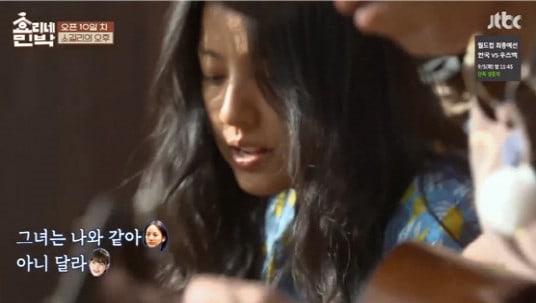Watch: Lee Hyori Writes Song Inspired By IU