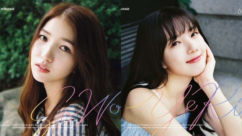 GFRIEND Reveals New Batch Of Gorgeous Individual Teasers For Sowon And Yerin