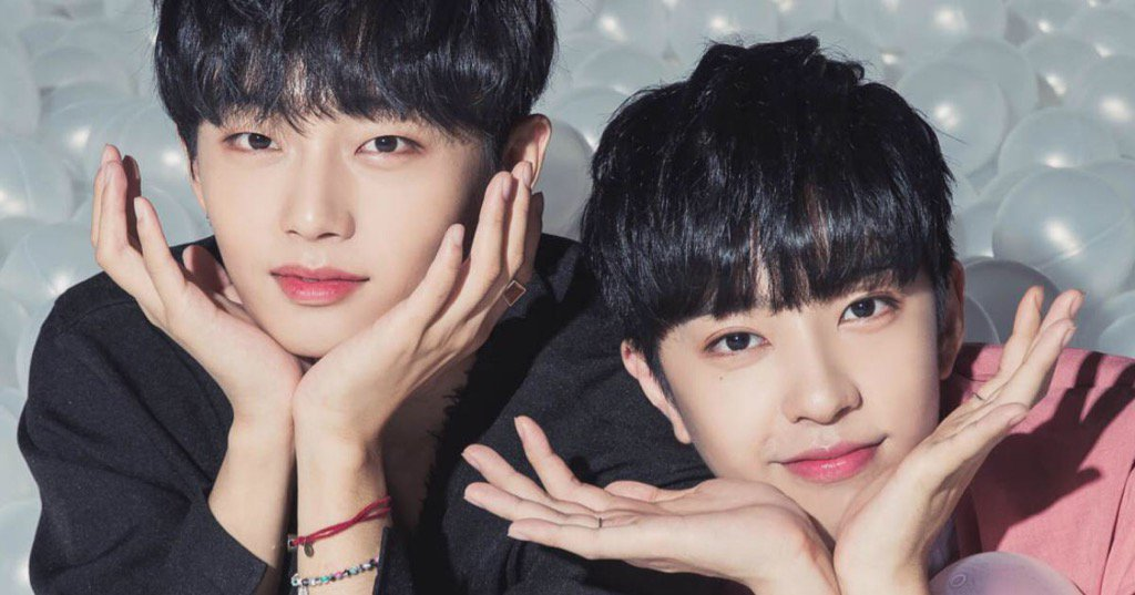 Longguo and Shihyun Write Letters To Fans Wrapping Up Unit Promotions