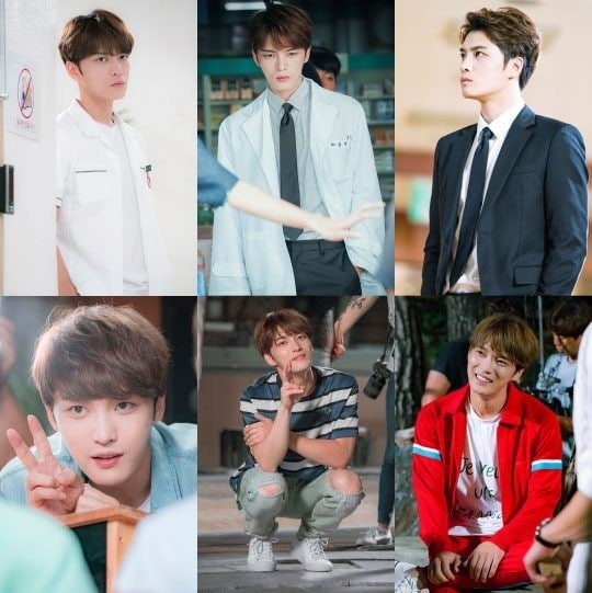 Kim Jaejoong Is A Man Of Many Faces Behind-The-Scenes On Manhole